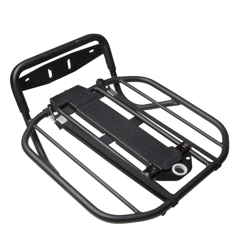 BIKE RACKS Cycling - 900 bclip front bike rack - black B'TWIN - Bike Travel, Storage and Transport