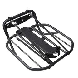 Fahrrad-Gepäckträger Frontgepäckträger 900 OneSecondClip Aluminium