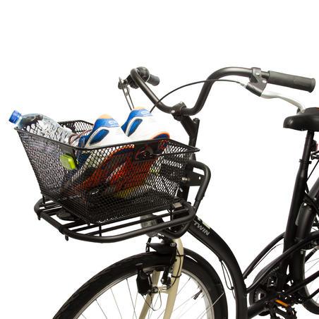 900 Onesecondclip Aluminium Front Bike Rack