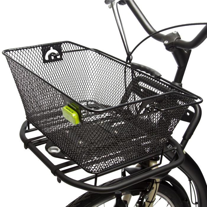 Panier Vélo Arrière 500 B'Clip
