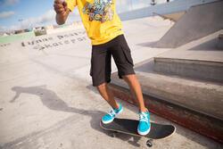 Skatebermuda kinderen longskate - 90814