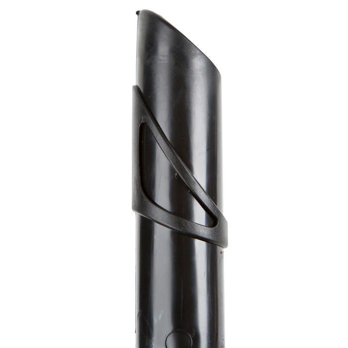Tuba de chasse et d'apnée CORSICA noir - 908142