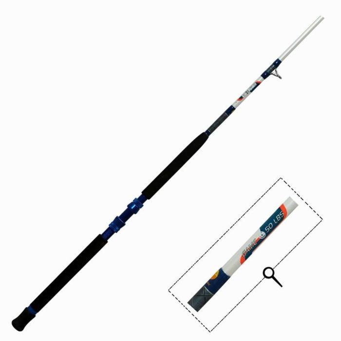 Canne pêche à la traine GAME 300 50 LBS - 908321