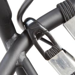Voordrager fiets 900 OneSecondClip aluminium