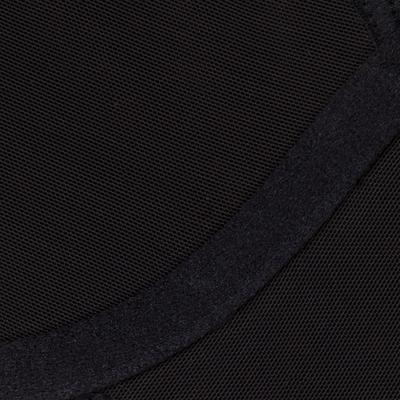 חלק עליון של בגד ים בלקונט לנשים של אפי - שחור