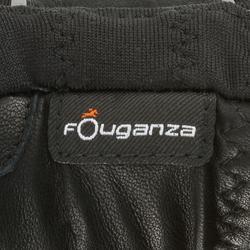 Rijhandschoenen Pro'Leather voor volwassenen - 908913