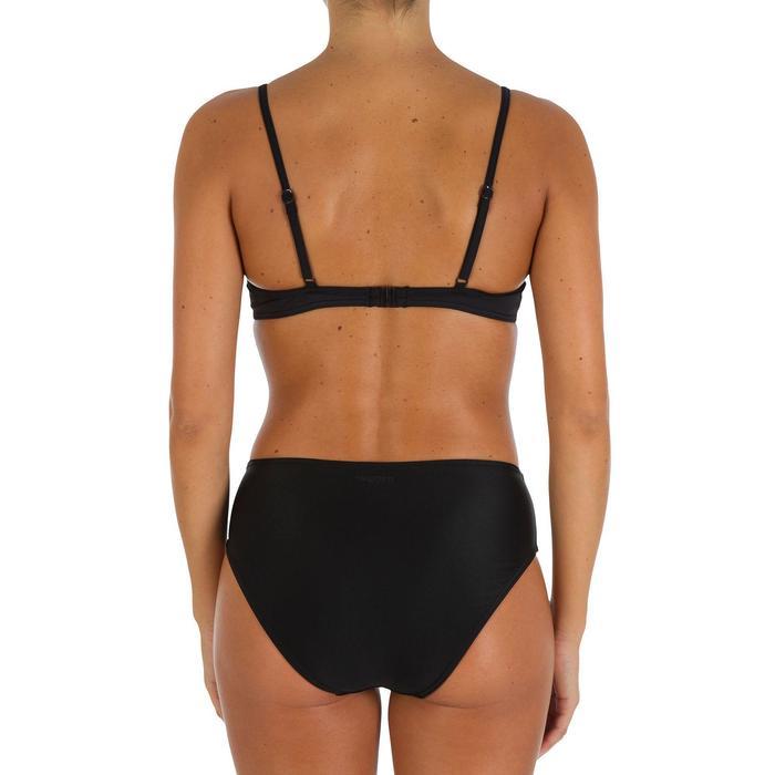 Haut de maillot de bain femme corbeille EFFY NOIR