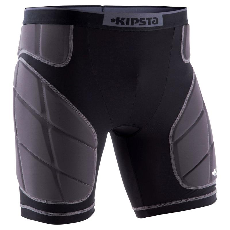 Protective Adult Rugby Undershorts - Black