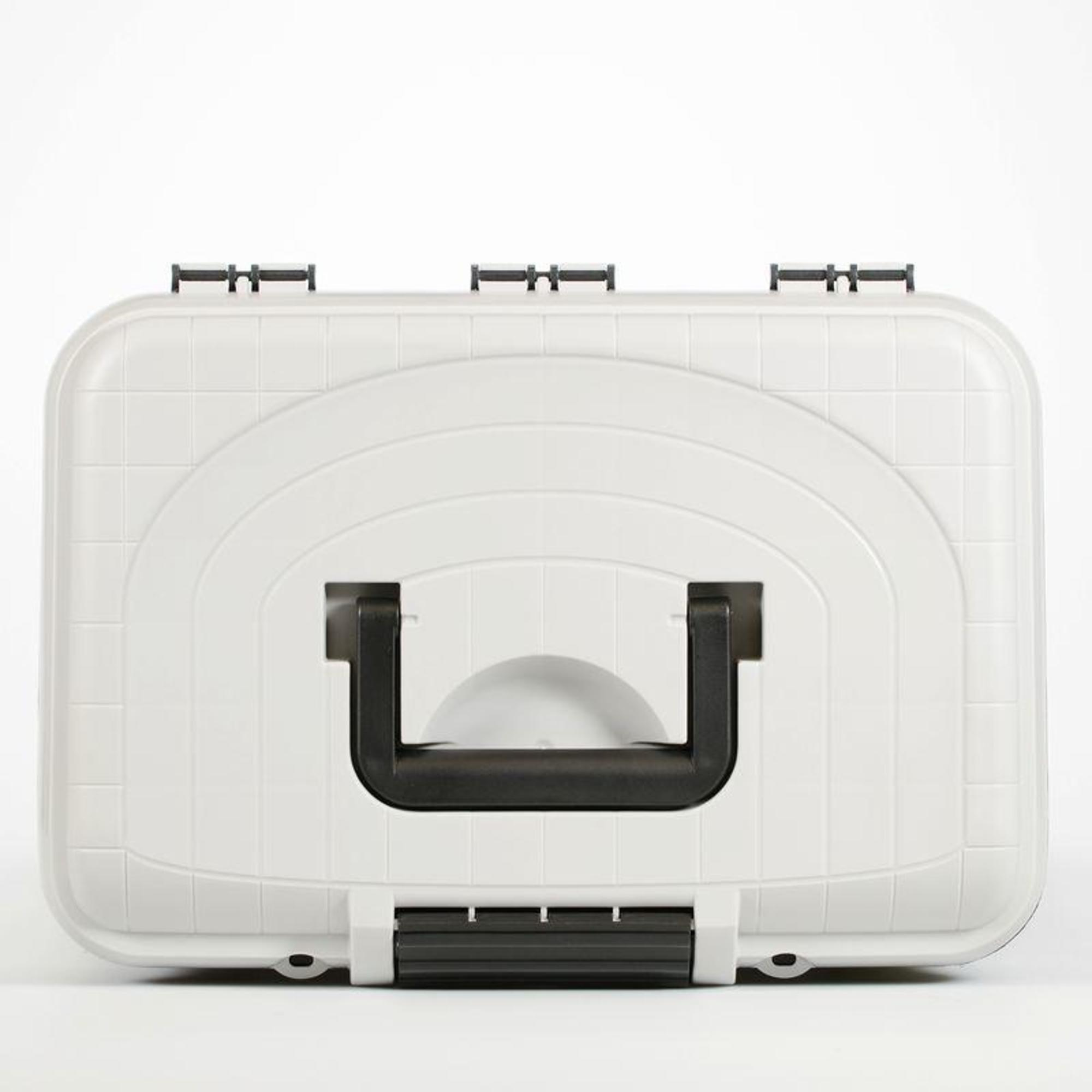 4-Drawer Fishing Box Suitable For Both Shore And Boat Fishing 36.5 x 23.5 x 5 cm