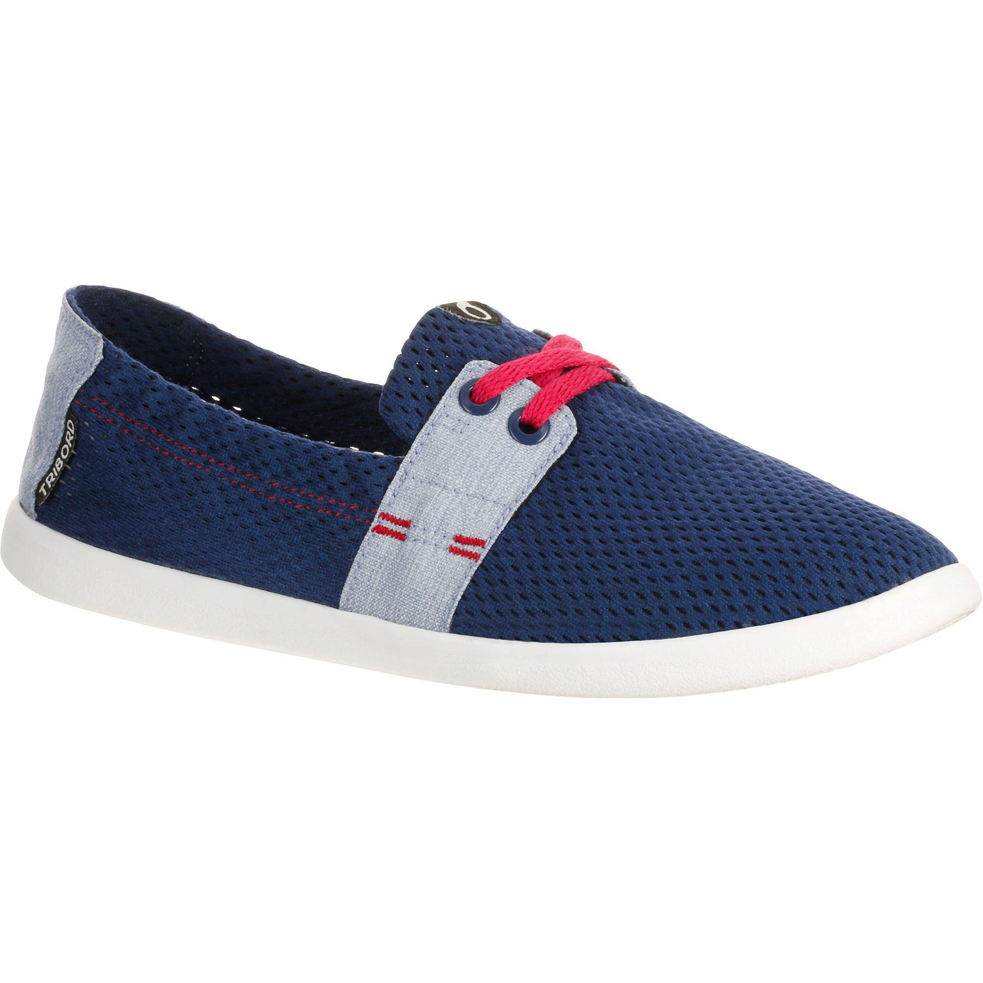 mujer playa Zapatos de AREETA W azul qAn4Ep 84b41505a9c
