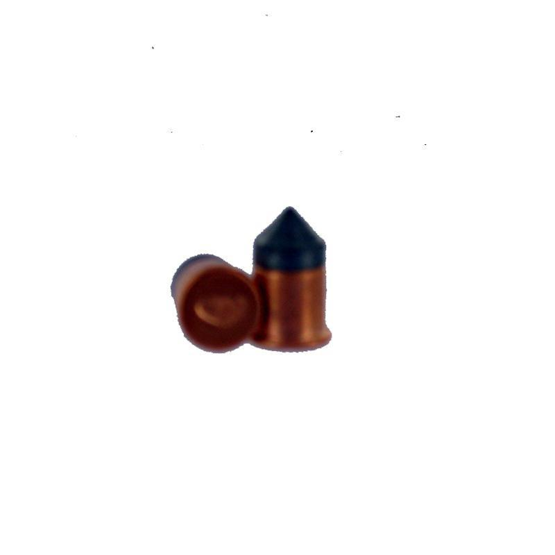 9 mm conical bullet
