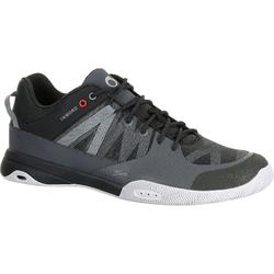 Zapatillas de cubierta para hombre ARIN500 gris oscuro