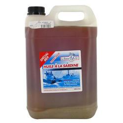 Angelfutter Sardinentran 5 Liter, Meeresangeln