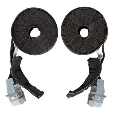 WIDE SELF-LOCKING STRAPS (x2) 4.5m