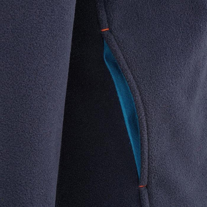 Veste chaude imperméable de randonnée Garçon Hike 500 3en1 - 911707