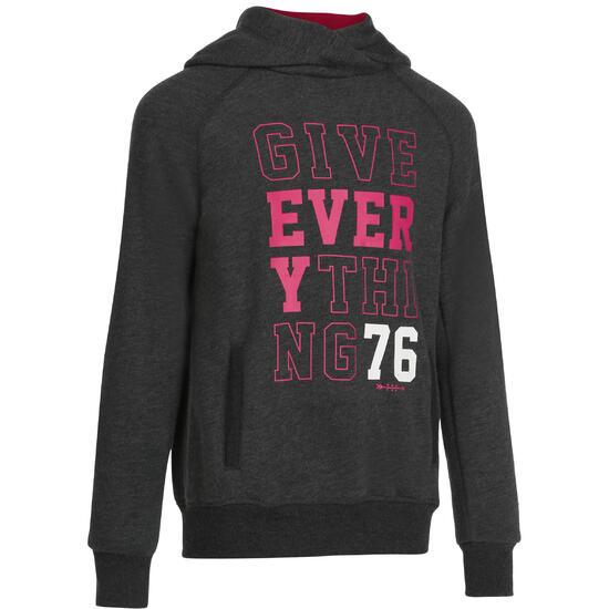 Warme gym hoodie voor meisjes - 91174
