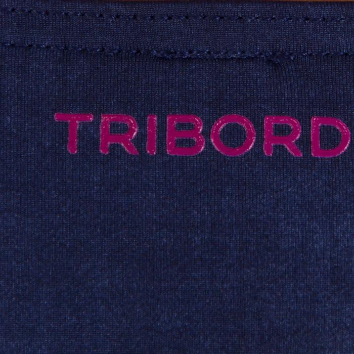 Haut de maillot de bain femme triangle coulissant MAE HONOLUA avec coques - 912190
