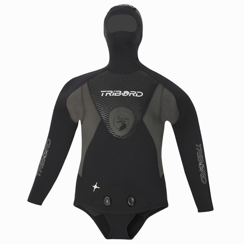 AWS 900 spear fishing wetsuit jacket