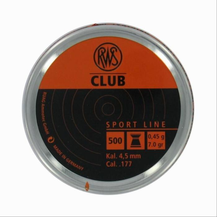 Lood club 10 schietschool