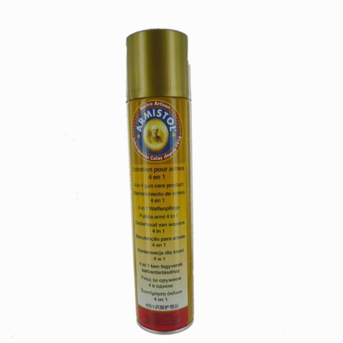 Aceite 4 en 1 Arma Caza-Tiro Deportivo Armistol