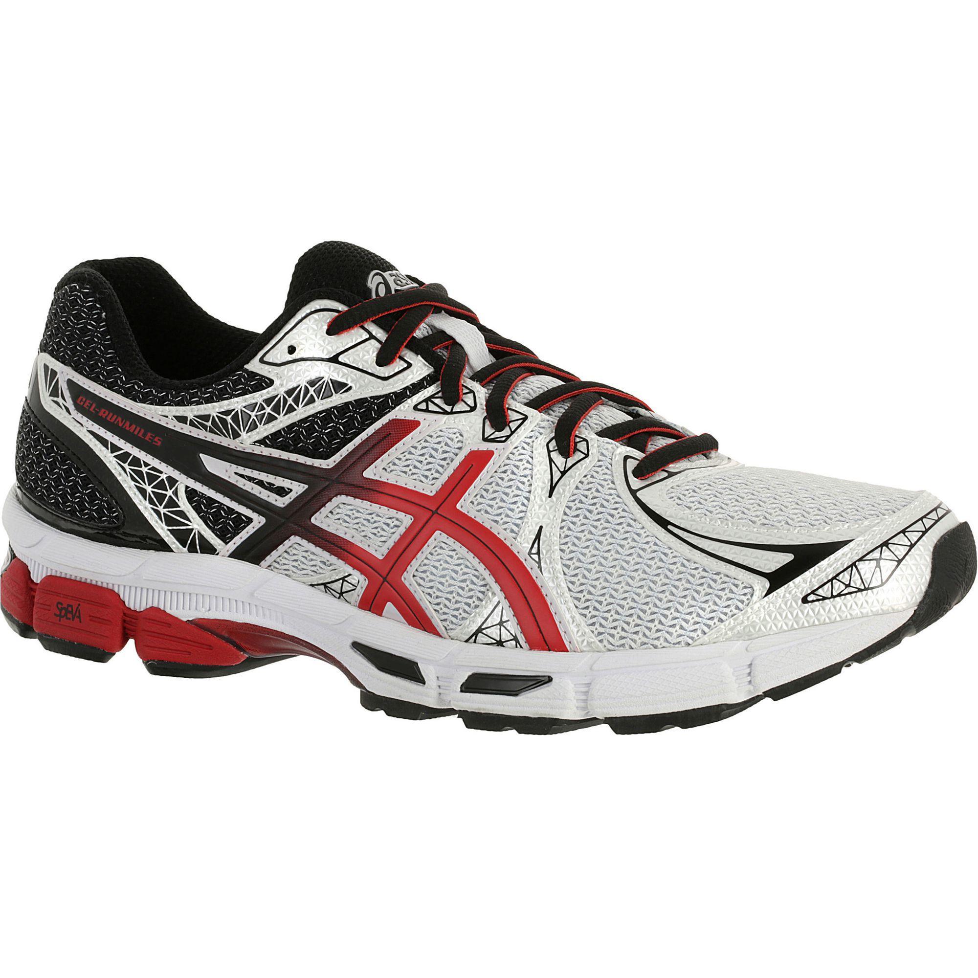 Men's road running shoes asics RUNMILES MEN GEL - Decathlon