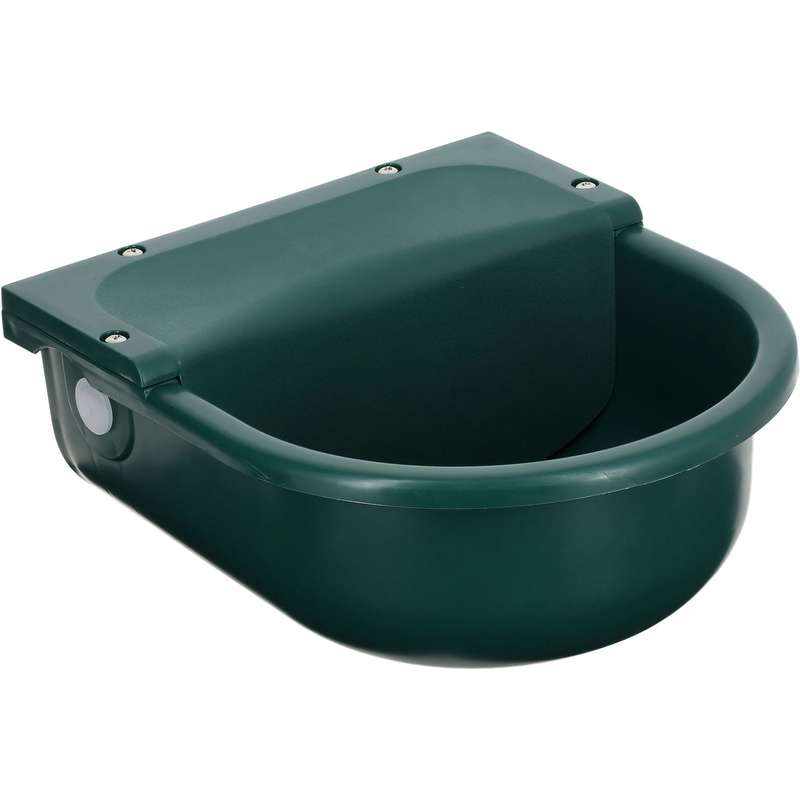 HORSE STABLE EQUIPMENT Horse Riding - Automatic Drinking Trough FOUGANZA - Horse Riding
