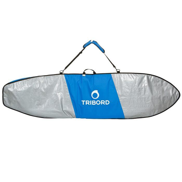 """Housse pour planche de surf de longueur 8'2"""" maximum. - 913525"""