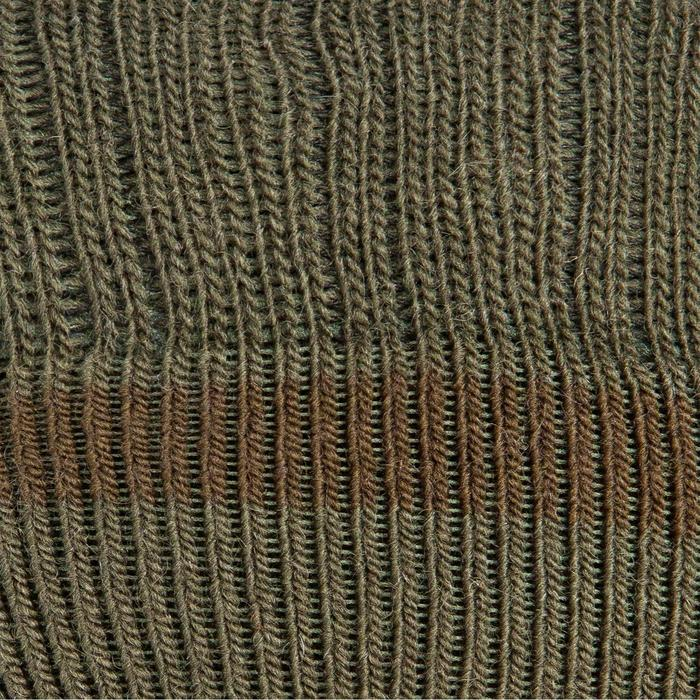 Chaussette chasse Winter high duck vert
