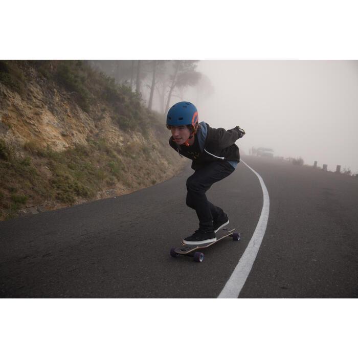Longboard Drop Race zwart