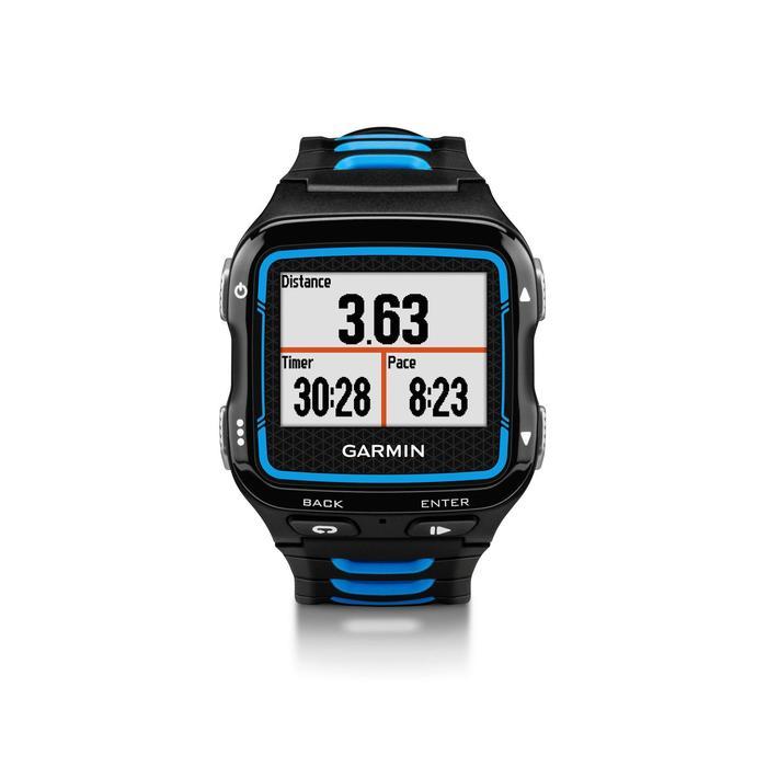 Montre GPS  avec ceinture cardio multisports Forerunner 920XT bleu/noir - 914027