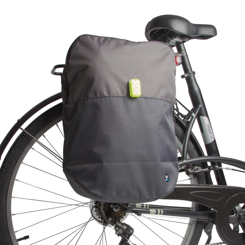 300 City Bike Bag - Black