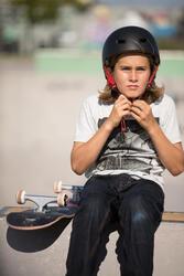 Helm MF 5 voor skeeleren, skateboarden, steppen, fietsen - 91526