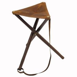 Dreibein Klappstuhl Holz 500