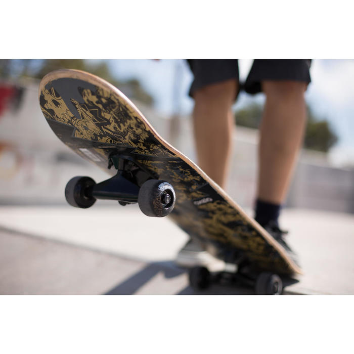 Skateboard junior MID 3 GAMER - 91621