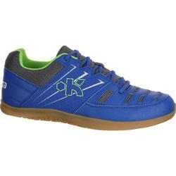 Chaussures de handball adulte Seven bleues