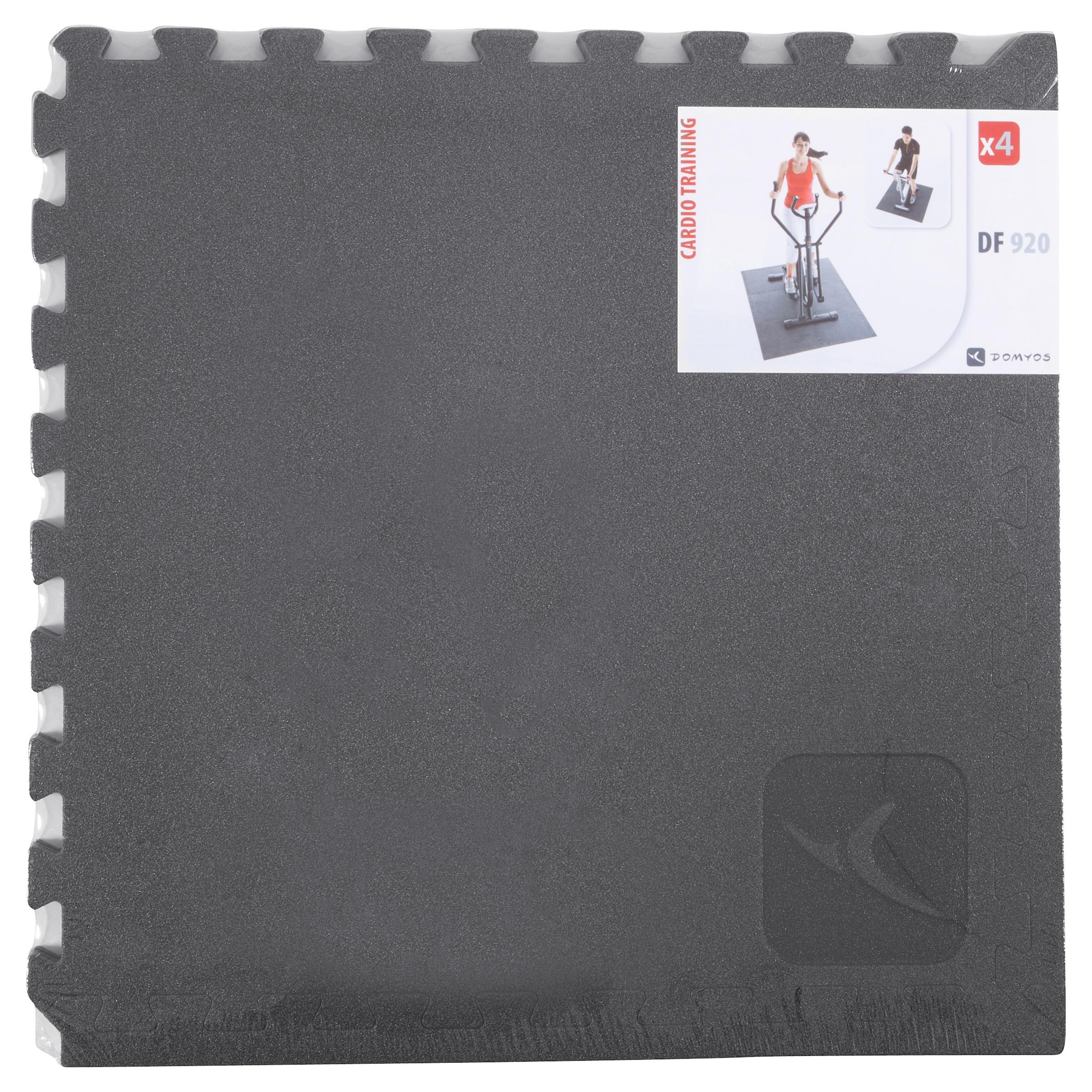 Tapetes suelo DF920 (paquete de 4)
