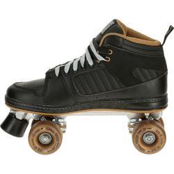 Rolschaatsen voor volwassenen Quad 5 alu zwart/brons - 917071