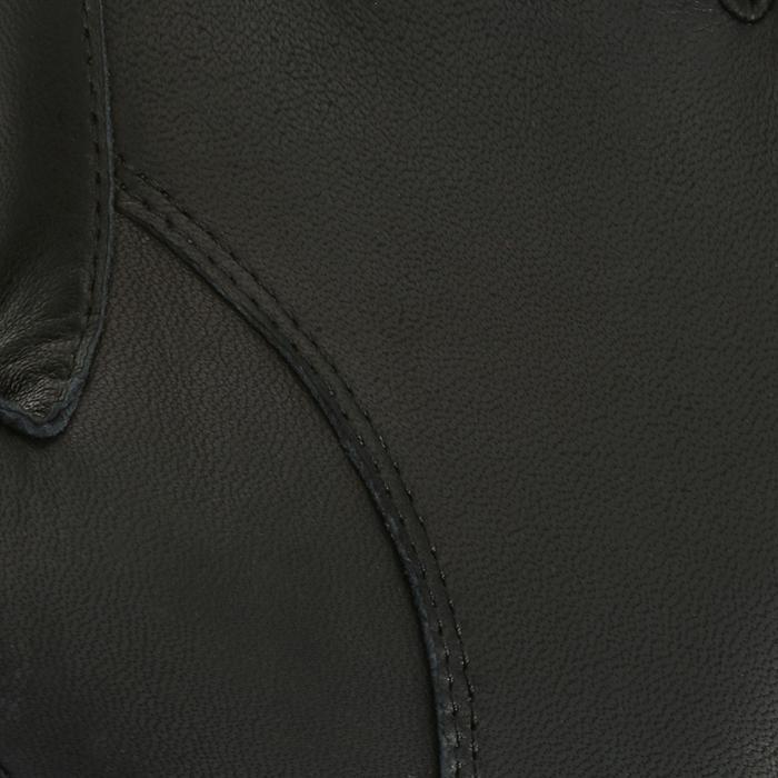 Gants équitation adulte PRO'LEATHER noir