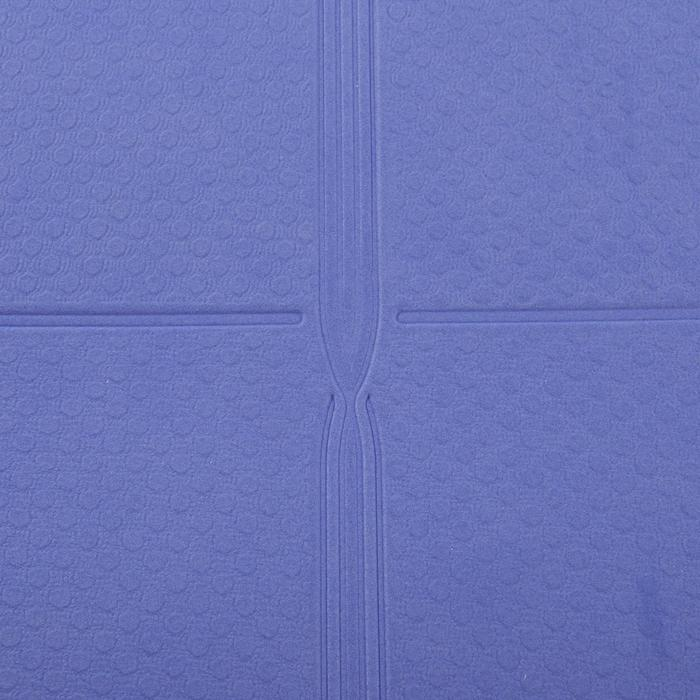 Tapis de yoga CLUB 5 mm - 91753