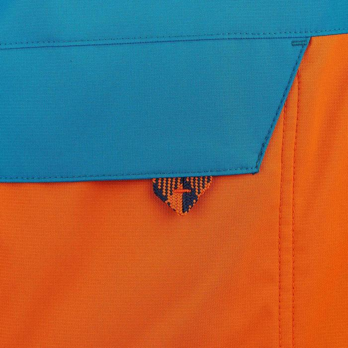 Veste chaude imperméable de randonnée Garçon Hike 500 3en1 - 917765