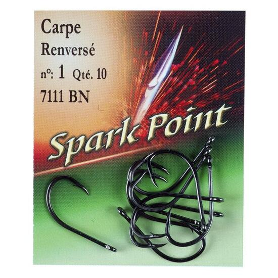 Haken karpervissen Spark point VMC - 917776
