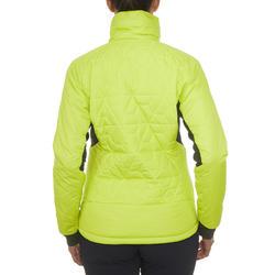 Gewatteerde damesjas voor trekking Toplight - 91784