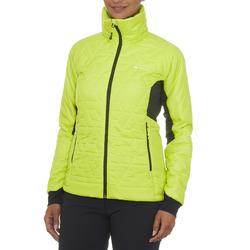 Gewatteerde damesjas voor trekking Toplight - 91785
