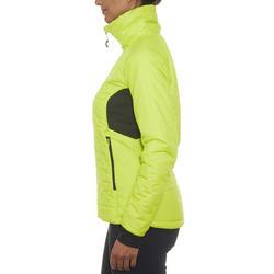 Gewatteerde damesjas voor trekking Toplight - 91786