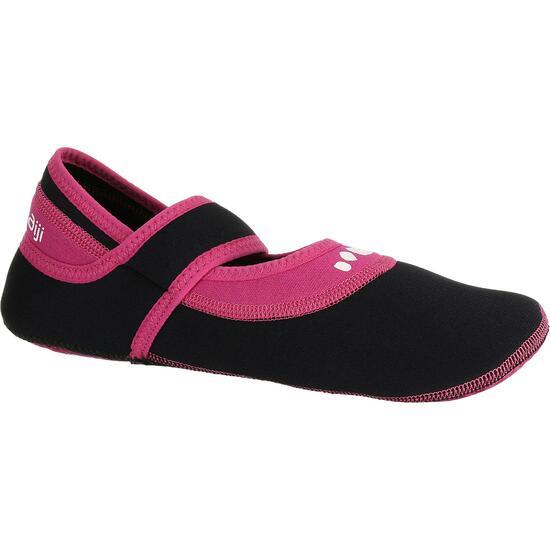 Schoentjes Aquabike Aquaballerina zwart/roze - 918513