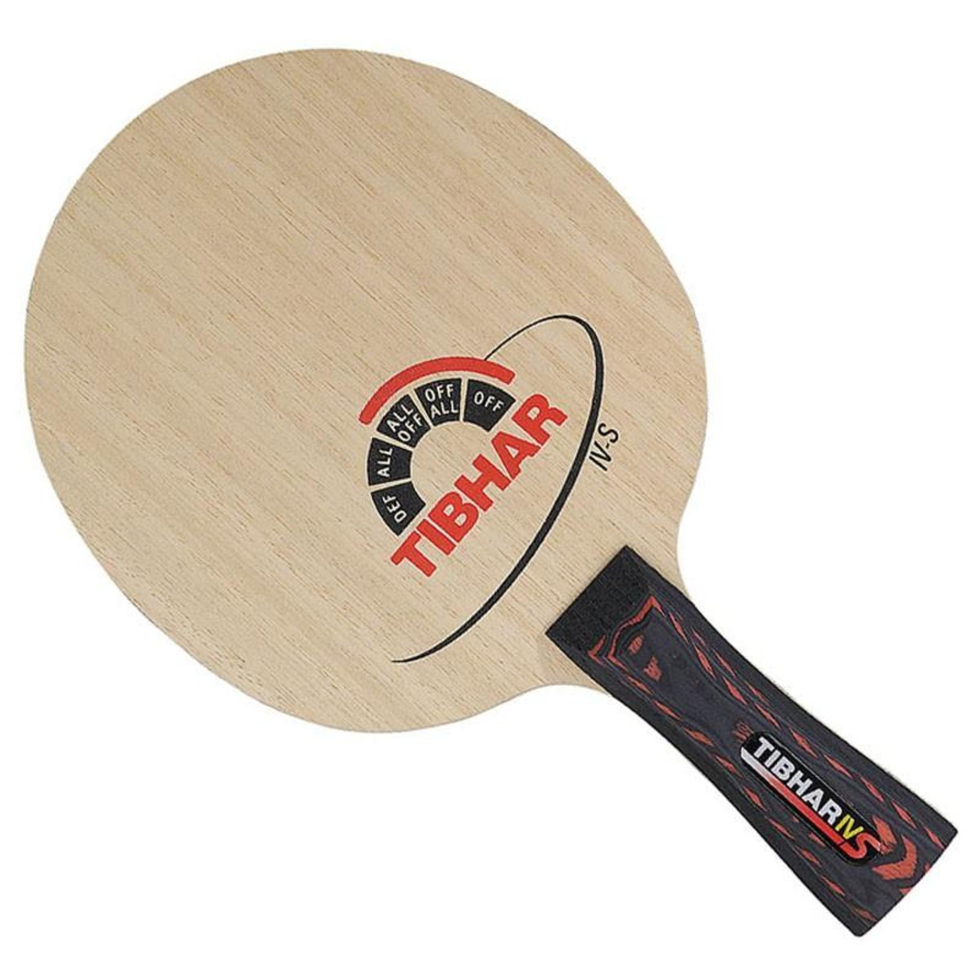 Tibhar bois de raquette de tennis de table iv s decathlon - Raquette de tennis de table decathlon ...