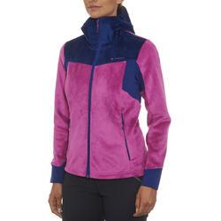 Fleece Forclaz 500 dames trekking - 91886