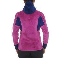 Fleece Forclaz 500 dames trekking - 91887