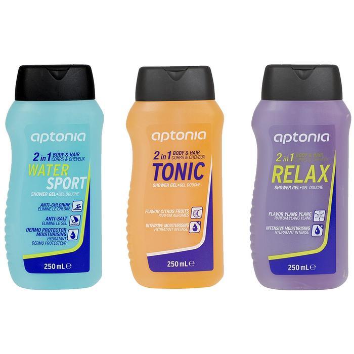 2 en 1 Gel douche + shampoing RELAX 250 mL - 919193