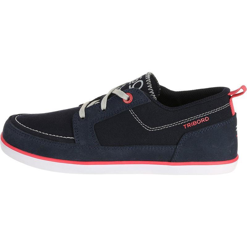 Kostalde Children's Boat Shoes - Dark Blue